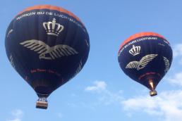 Luchtmacht balonnen